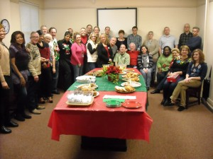 Season's Greetings from the Employees of The Jefferson County PVA.