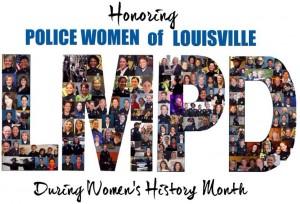 HONORING LOUISVILLE METRO'S POLICEWOMEN